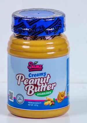 Pea Nut Butter
